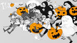Resident evil 6 -Halloween by hi-host