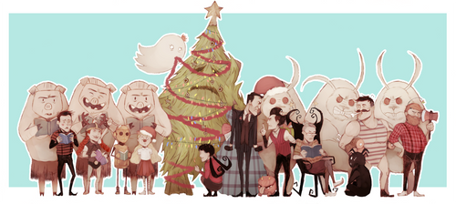 Don't Starve- Merry Christmas