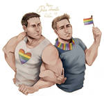 Nivanfield- Happy pride month