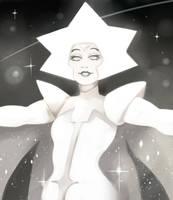 Steven universe -White diamond by hi-host