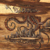 airship roboctopus