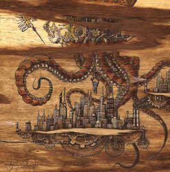 airship roboctopus by andyvanoverberghe