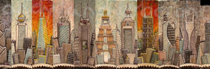 the towers of andion (x11)