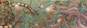 hydronaut versus the aquatic underground one
