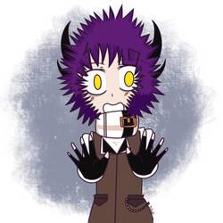 Woah! You scared me! by Jinkashi