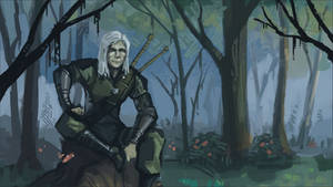 Witcher Chilling
