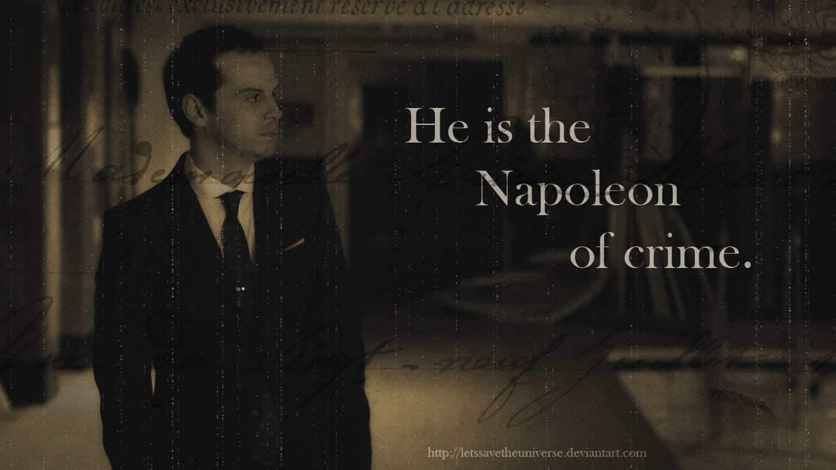 Andrew Scott Moriarty Wallpaper