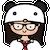 Ninja-Panda12's Icon by LetsSaveTheUniverse