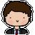 Janto-lover's icon: Ianto Jones by LetsSaveTheUniverse