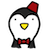 TheIrritatingPenguin's icon by LetsSaveTheUniverse