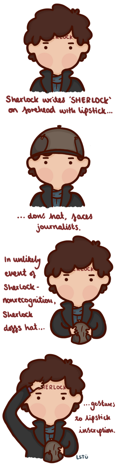 In case of Sherlock nonrecognition...