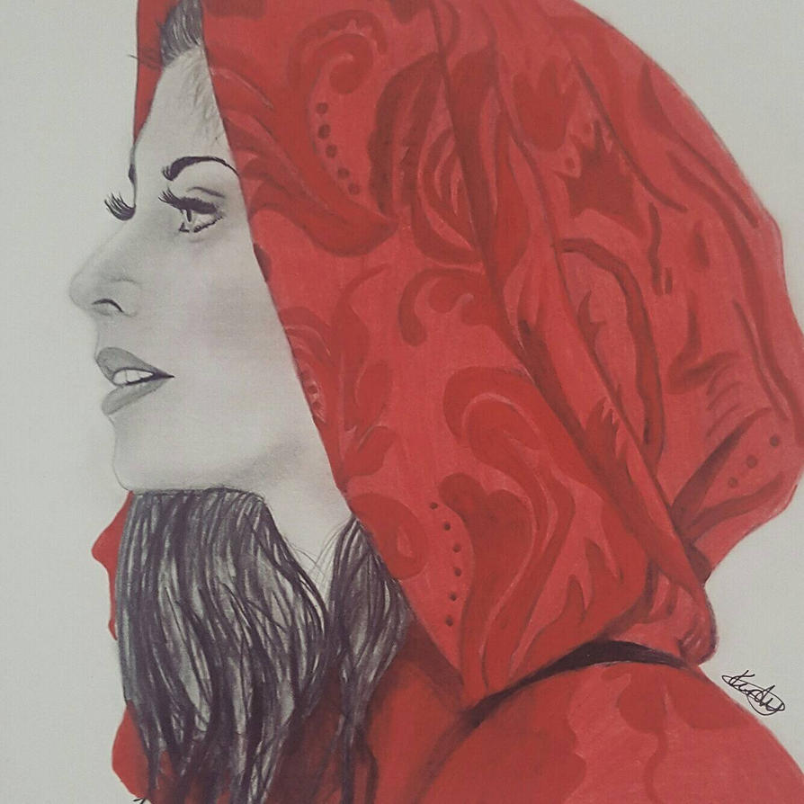 Little red riding hood by KirstyMcXx on DeviantArt