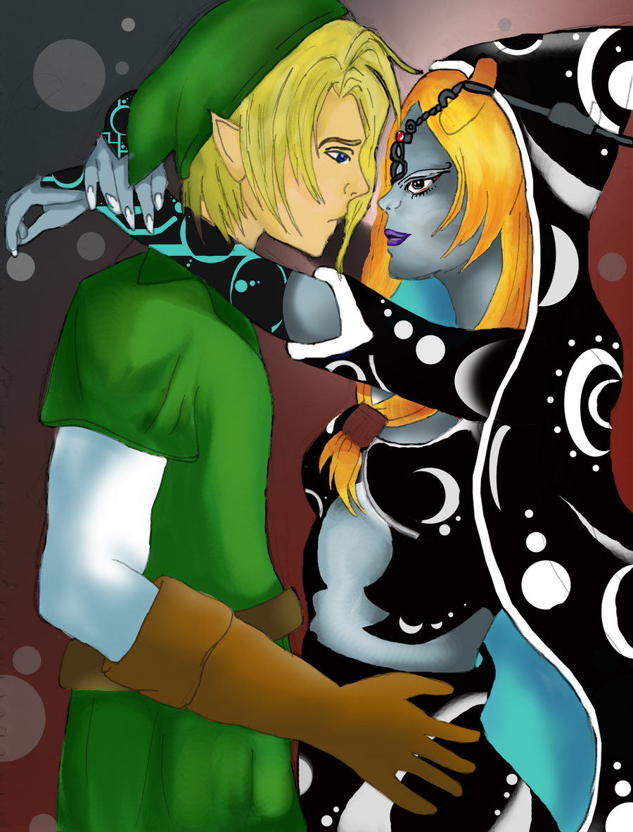 link and midna relationship