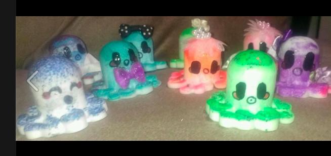 Mini Squid by Kefka750