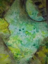 Untitled Watercolor by Kefka750