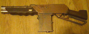 Steampunk Lever Action