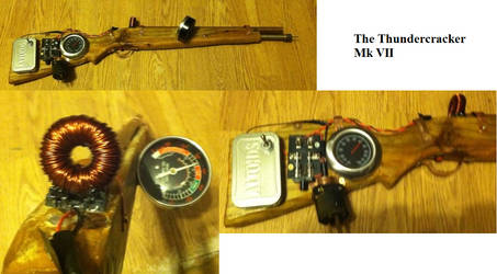 The Thundercracker Mk VII by TheCelticCowboy
