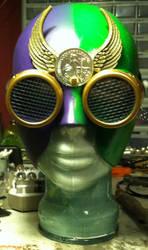 Mardi Grarmor Mask by TheCelticCowboy