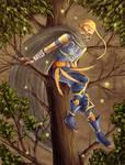Impa Skyward Sword