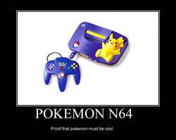 Pokemon N64 by ChibiGem