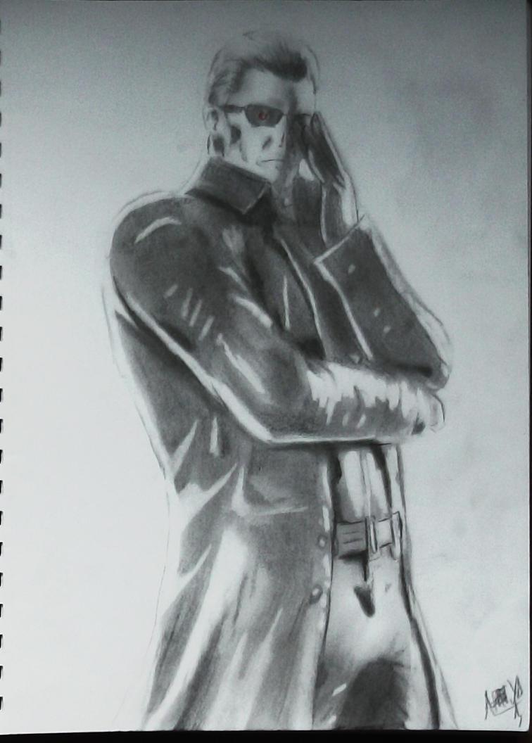 Wesker 2 Duex by ADOrnelas