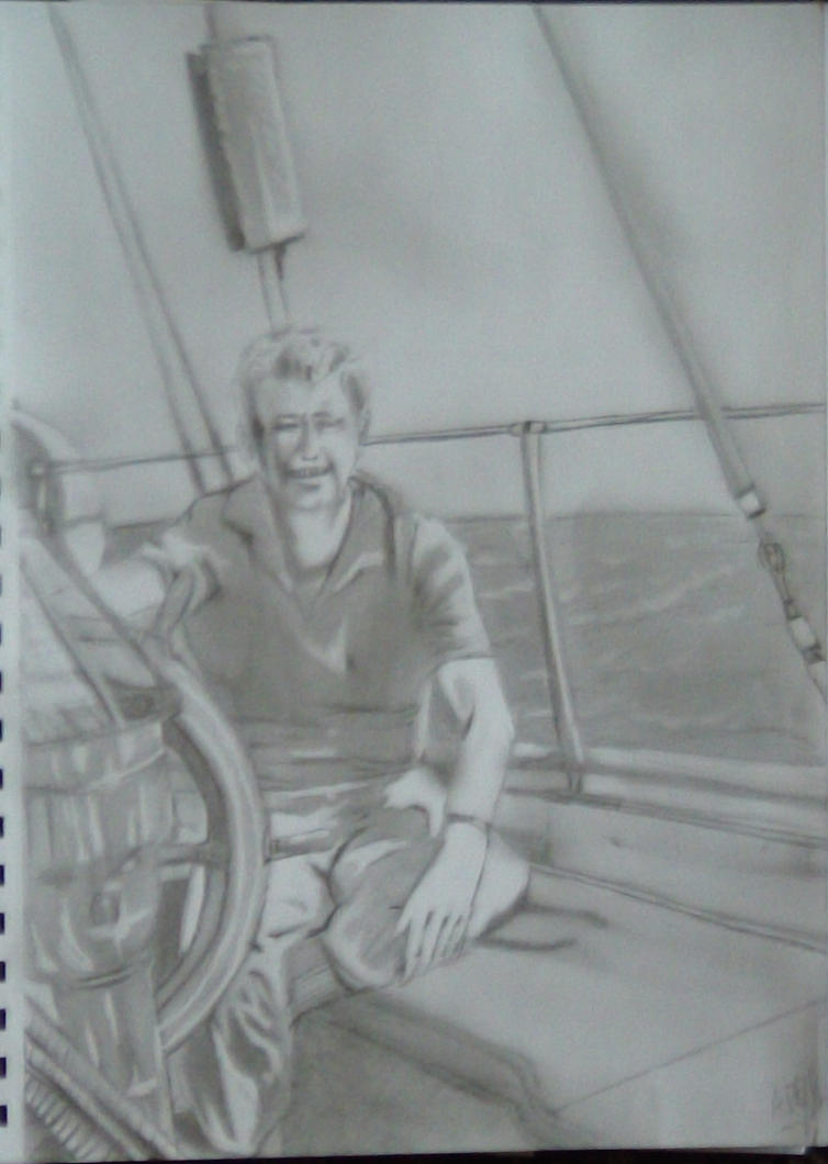 John Fitzgerald Kennedy 2 by ADOrnelas