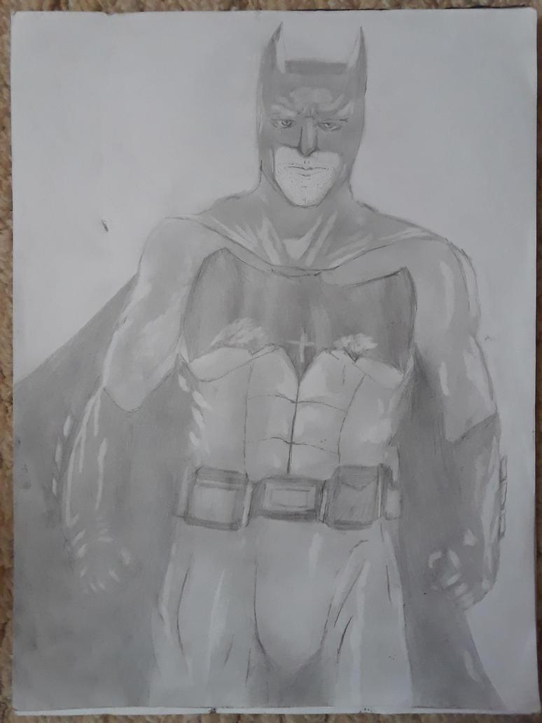 Batman by ADOrnelas