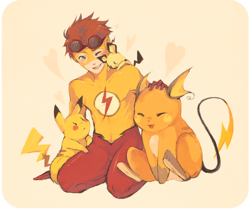 Flash Pokemon