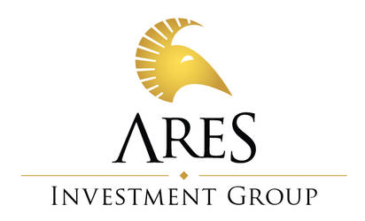 Ares Investent Group logo design by ramirotorreblanca