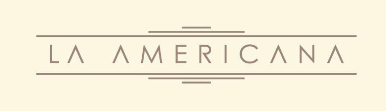 La Americana logo design