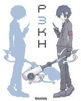 Persona 3 Kingdom Hearts -MC- by kagekara-chihiro
