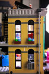 Lego Main Street With Lights (17)