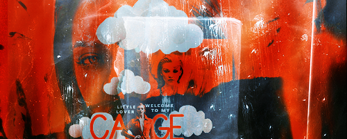 Welcome To My Cage by hurricanes16