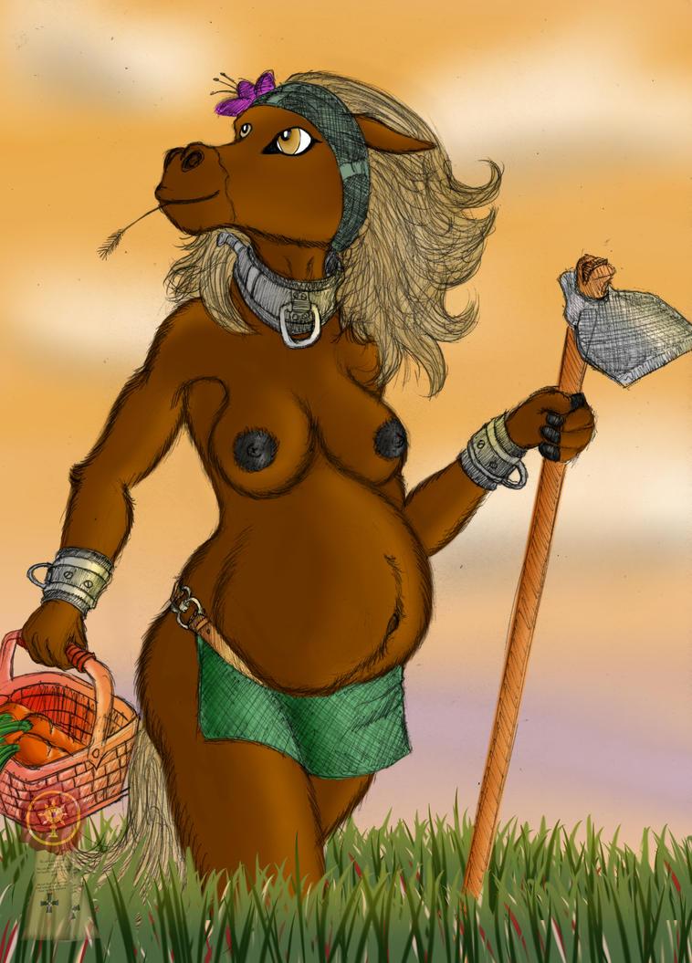 Slave mom by DANILO7