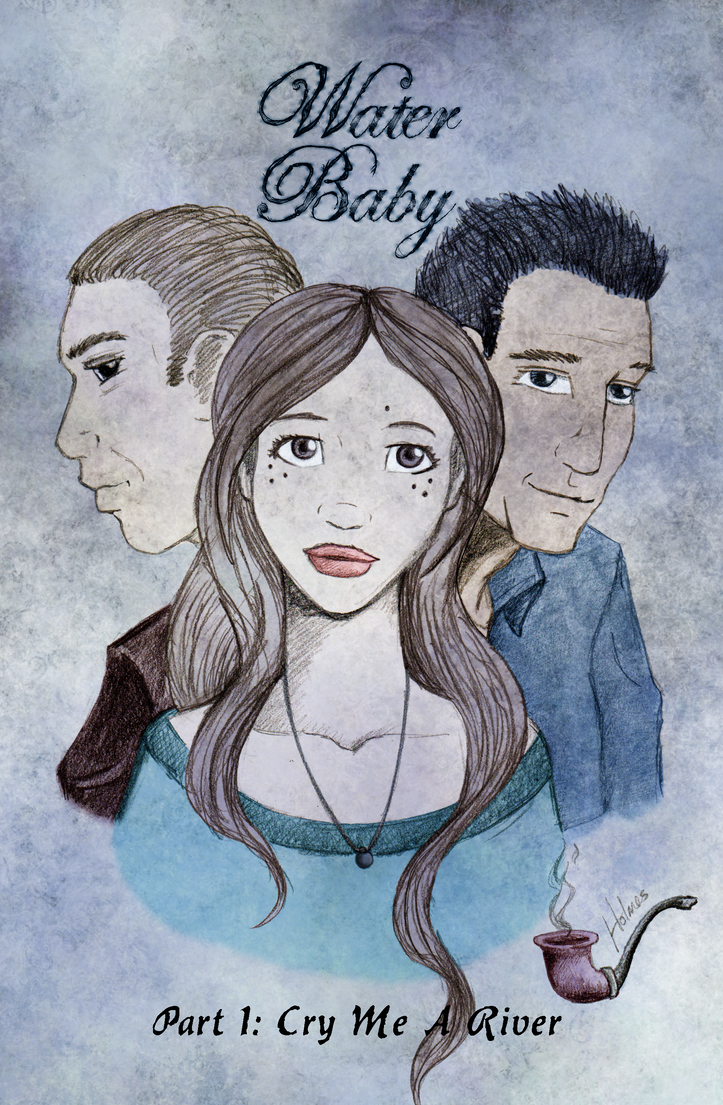 Water Baby Part 1 Cover by Scarletfrost