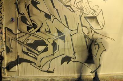 Urban Art-Illery Group Graffiti Show - Atlas 03 by 33third