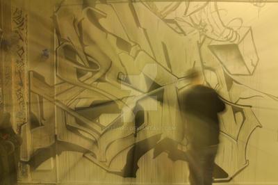 Urban Art-Illery Group Graffiti Show - Atlas 04 by 33third