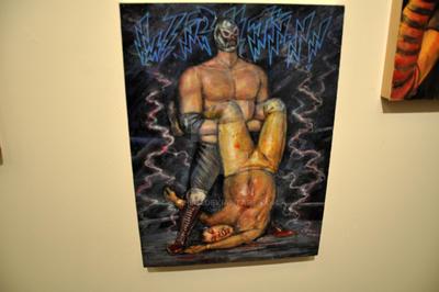 Urban Art-Illery Group Graffiti Show - artwork 06 by 33third