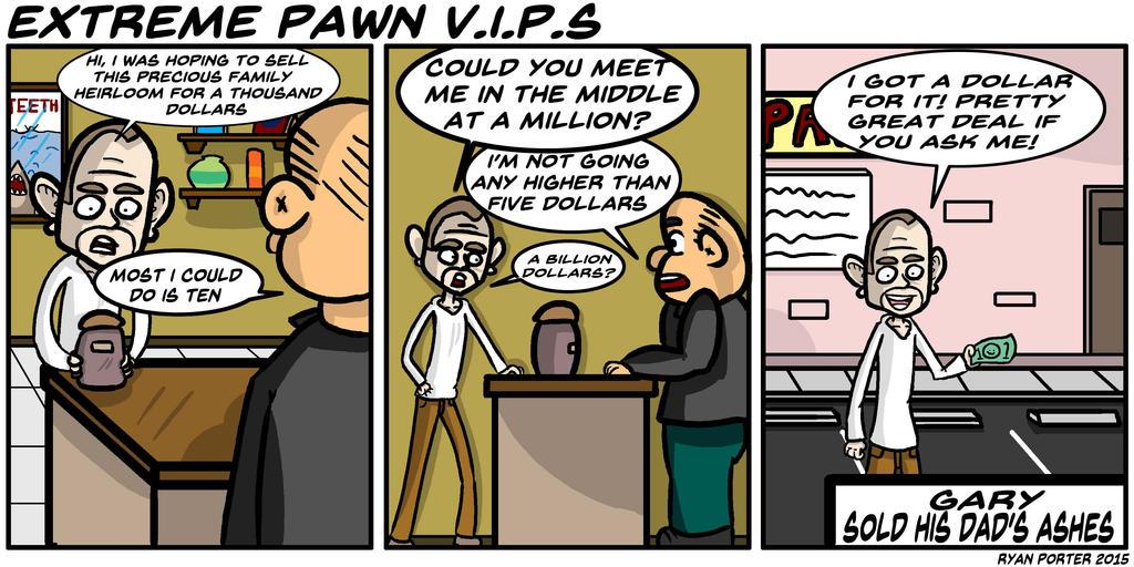 Extreme Pawn VIPS by bobpatrick7