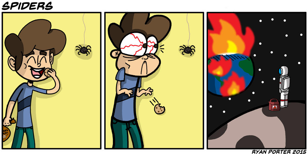 Spiders by bobpatrick7
