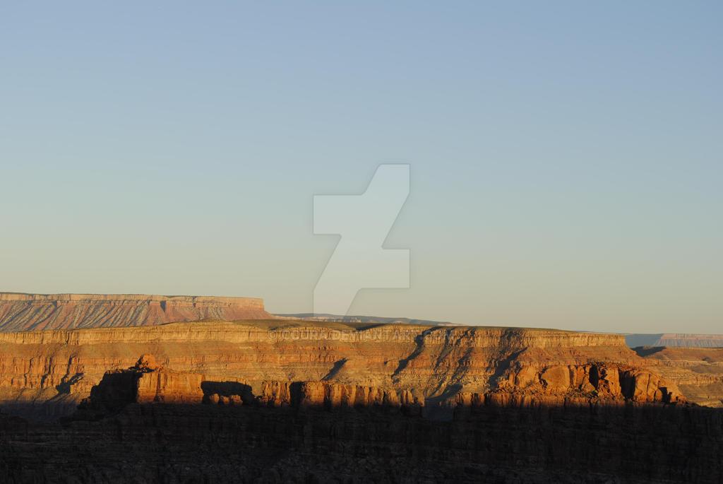 Desert Sunset by ccura