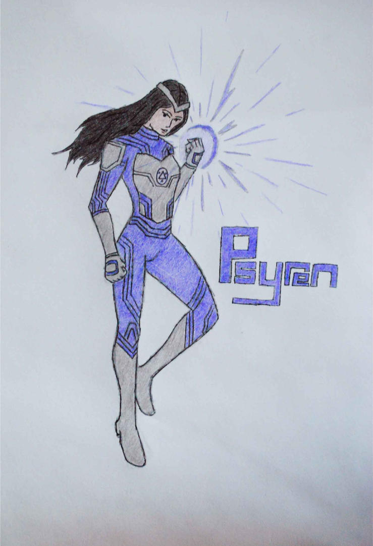 Psyren by ccura