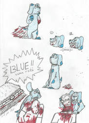 Ms. Blue!!!!