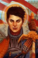 Blood and Faith - Cassandra by YoungGirlBlues