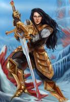 Bryanna Trevelyan by YoungGirlBlues