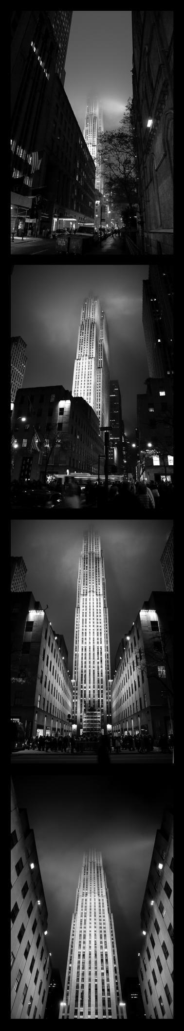 Delirious Rockefeller by hellishknight