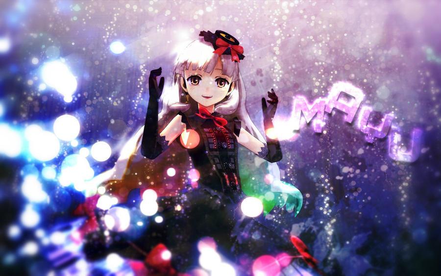 VOCALOID3 Mayu by Hidaomori