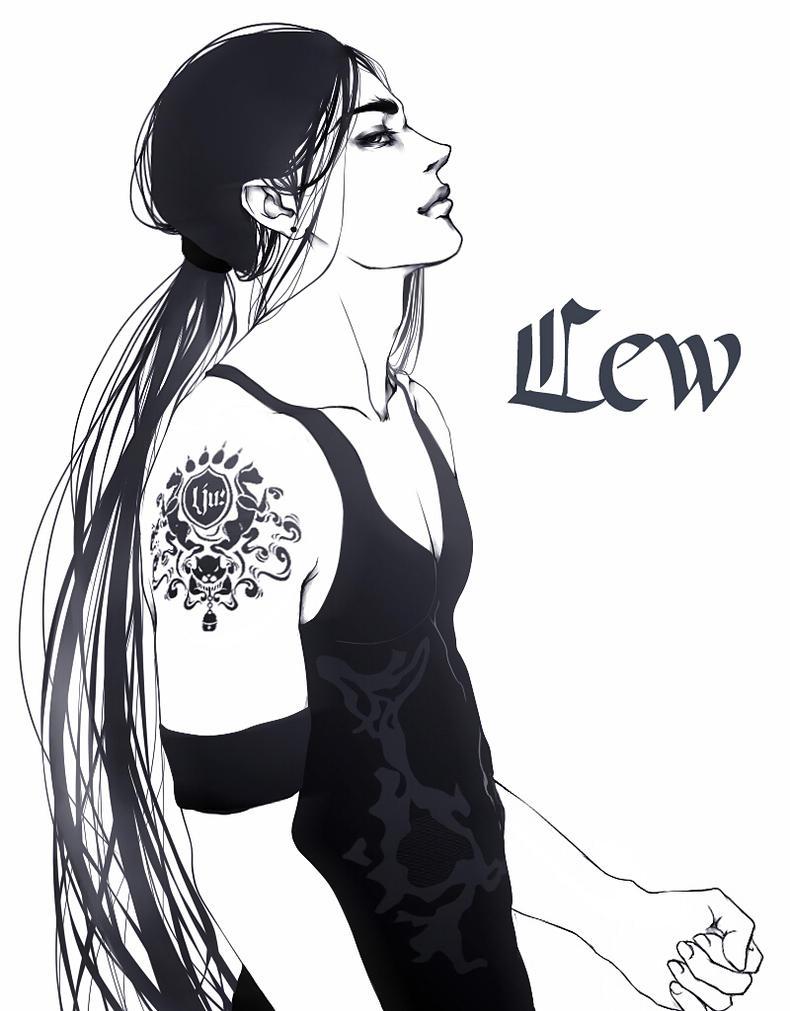 Lew by Hidaomori