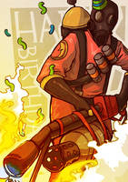 pyro for cal by rosiecoleman