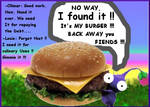 Pikmin Burger Battle
